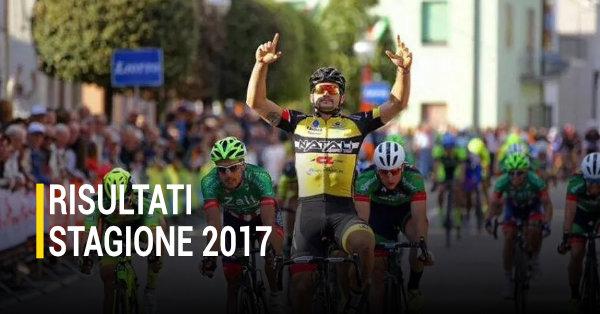 Risultati 2017 - Gragnano SC Cycling Team