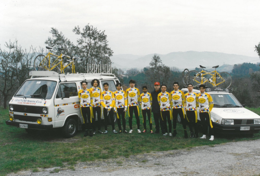 Gragnano SC 1996