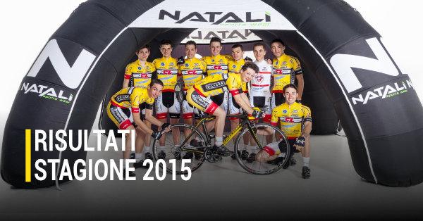 Risultati Stagione 2015 Gragnano SC