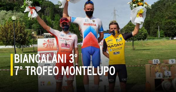Andrea Biancalani 3° | 7° Trofeo Città di Montelupo Fiorentino
