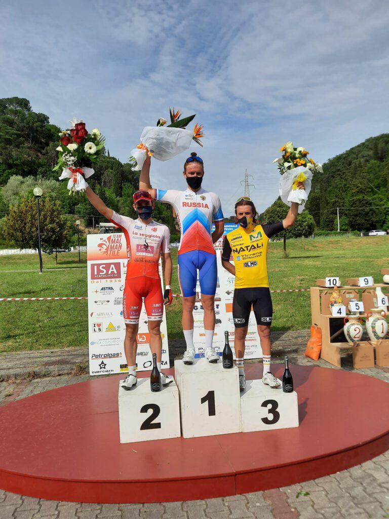 Andrea Biancalani 3° | Trofeo Citta di Montelupo Fiorentino