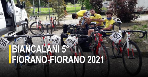 Andrea Biancalani 5° Fiorano - Fiorano