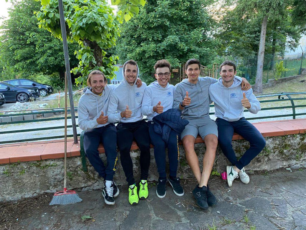 Ritiro Gragnano SC 2021 - Appennino Tosco Emiliano