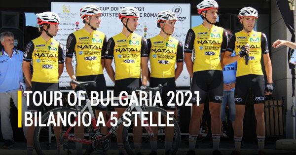 Tour Of Bulgaria 2021   Bilancio Gragnano SC 2021